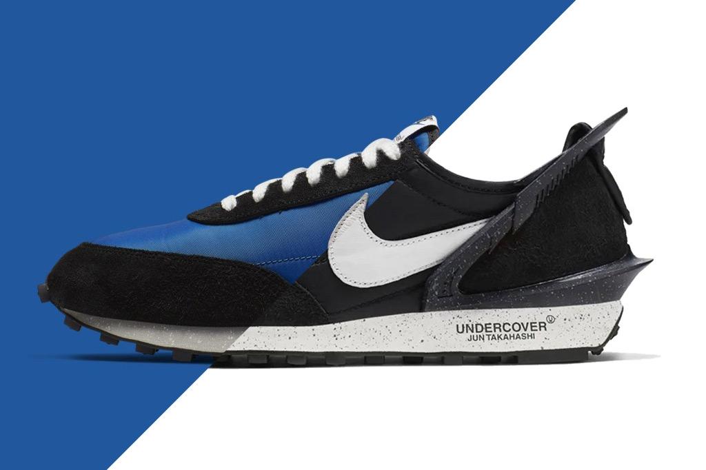 Undercover x Nike Daybreak Black \u0026 Blue